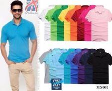 Camisetas de hombre de manga corta sin marca talla XL