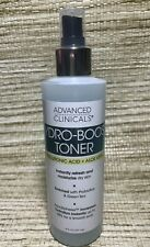 New listing Advance Clinicals Hydro-boost Toner Hyaluronic Acid + Aloe Vera With Probiotics