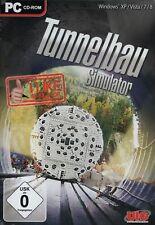 Tunnelbau Simulator (PC-CD) NEU&OVP - Sie kontrollieren alle Fahrzeuge!