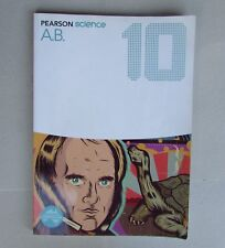 PEARSON SCIENCE A B 10 USED BOOK VERY GOOD