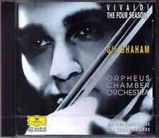 Gil SHAHAM: VIVALDI Die vier Jahreszeiten KREISLER Concerto CD The Four Seasons
