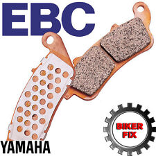 FITS YAMAHA MT-03 (660cc) 06-12 EBC FRONT DISC BRAKE PAD PADS FA199HH