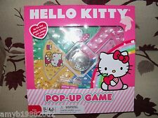 Sanrio Hello Kitty Pop-Up Game NEW LAST ONE