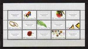 11839) New Zealand 2007 Greeting Stamps S/S - MNH