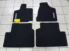 11-12 Chrysler Town & Country Carpet Floor Mats Stow 'n Go Set of Five Mopar Oem