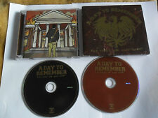 A DAY TO REMEMBER - For Those Who Have Heart (CD + DVD 2008) ROCK