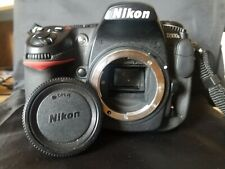 Nikon D D300S 12.3 MP Digital SLR Camera - Black Body Mem Cards Manual Batteries