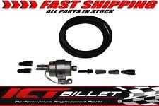 Fuel Filter Swap Hose Kit w/ Internal Regulator LS Swap LS1 LS2 LS3 6AN Conversi