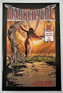 DARKCHYLDE Fan Club Newsletter #1 1998 NM