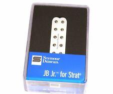 11205-16-W Seymour Duncan JB JR. Bridge Pickup For Strat White SJBJ-1b