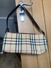 Burberry nova check shoulder bag Authentic