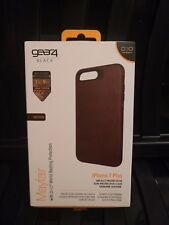 Gear4 D30 Mayfair Leather Mobile Phone Case - Apple iPhone 7+/8+ Plus - Brown