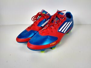 Adidas F30 Soccer Shoes Cleats Firm Ground V24847 F50 $110.00 Retail Msrp Rare