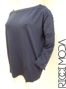 """38 """" over """" Keyra '33 Woman Jersey Big Oversize Outsize plus Sizes 3800330807"""