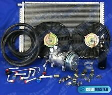 NEW A/C KIT UNIVERSAL UNDER DASH NO EVAPORATOR 18x26 12VBIG SIZE CARS/TRUCKS