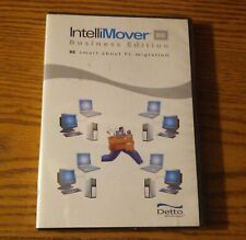 Intellimover BE - Business Edition PC Migration Software for Windows 98/XP NEW