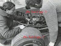 Jim Clark Gold Leaf Team Lotus 48 Hockenheim F2 1968 Photograph 15