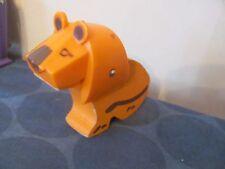 Vintage Playskool Lock Up Zoo replacement piece Lion