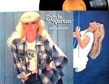 LP 33 TOURS 1979 SYLVIE VARTAN : DÉRAISONNABLE / RARE EXEMPLAIRE DÉDICACÉ