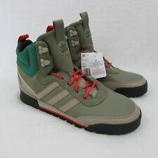 Adidas Originals Baara Hiking Boots Khaki Lifestyle EE5531 Men's Size 11.5