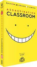 ★ Assassination Classroom ★ Intégrale - Edition Collector Limitée (8 DVD)