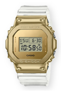 Casio G-Shock INGOT Gold Bezel GM5600SG-9 Digital 2021 Limited Brand New