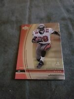 Warrick Dunn (Buccaneers) #100 Upper Deck Black Diamond 1999