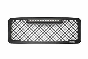 """Putco For 11-16 Ford F250 F350 Super Lighted Boss Grille w/20""""Light Bar 270531BL"""