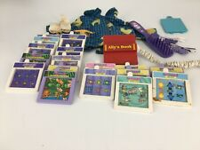 New listing Amazing Ally Doll Interactive Activity Book Cartridge replacement Accessory Lot
