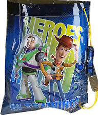 Disney Toy Story BUZZ AND WOODY Plastic Swimming School Bag