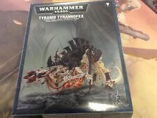 40K Warhammer Tyranid Tyrannofex NIB Sealed