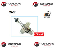 2 lampade H5 12V 60/55Watt P45T Autogamma per Fiat Uno Ritmo Panda