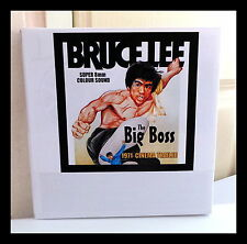 BRUCE LEE in THE BIG BOSS - 1970's KUNG FU TRAILER  IN SUPER 8MM COLOUR & SOUND