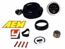 AEM Digital Wideband O2 UEGO AFR Air Fuel Ratio Gauge Kit without SENSOR