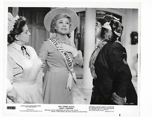8 x 10 Original Photo Glynis Johns in Mary Poppins 1964