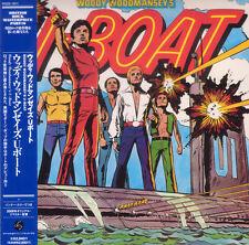WOODY WOODMANSEY'S U-BOAT-S/T-JAPAN MINI LP CD G35