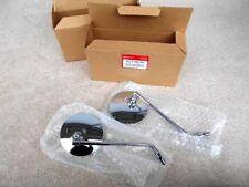 Honda CB450 CL450 CB750 K0 NOS Mirrors Vintage Rare 88110-300-000 PAIR