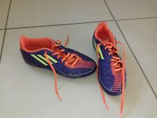 new arrival e0521 1f2ae CHAUSSURES DE FOOT   CRAMPONS ADIDAS F50 ENFANT POINTURE 36