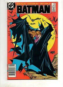 BATMAN #423 Todd McFarlane Newsstand Variant 1st Printing DC GORGEOUS NM- 9.2!!