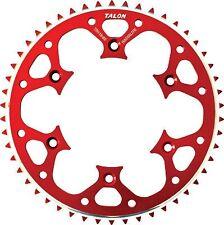 48T Groovelite Rear Sprocket Talon Red 75-11348R