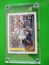 SHAQUILLE O'NEAL - 1992/93 Topps  GOLD Rookie card