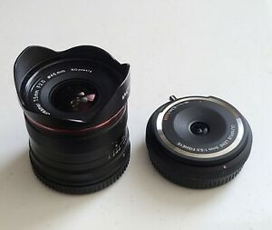 Laowa 7.5mm f/2 Lens for Micro Four Thirds & fisheye Olympus Panasonic SUPERWIDE