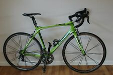 Trek Madone OCLV Carbon road bike Shimano Dura ace/Ultegra 2x10 speed,size 56 cm