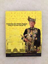 (JC) Malaysia Agong Coin Card 2012