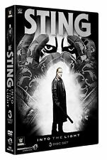 WWE: Sting Into The Light, 3 Disc Set Brand New Sealed