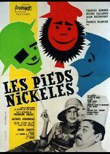affiche du film PIEDS NICKELES (LES) 60x80 cm