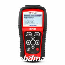 KW808 EOBD OBDII 2 Car/Vehicle Engine Diagnostic Scanner Code Reader Tool MS509