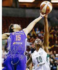 Briana Gilbreath Autographed 8x10 Photo Phoenix Mercury