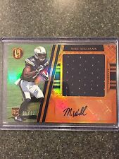 2017 Gold Standard Jumbo Jersey Autograph RC Mike Williams #'d 1/49!