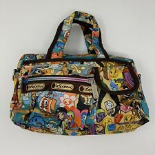 Tokidoki le sport cosmetic bag pouch tote purse